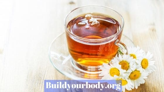 Chamomile to lighten our skin