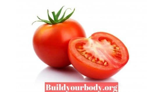 tomato, a great skin lightening remedy
