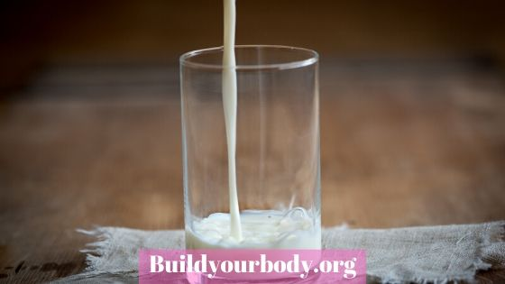 Milk was already used in the time of the Egyptians as a remedy to whiten the skin