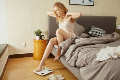 getting enough sleep if you want to lose weight without exercising
