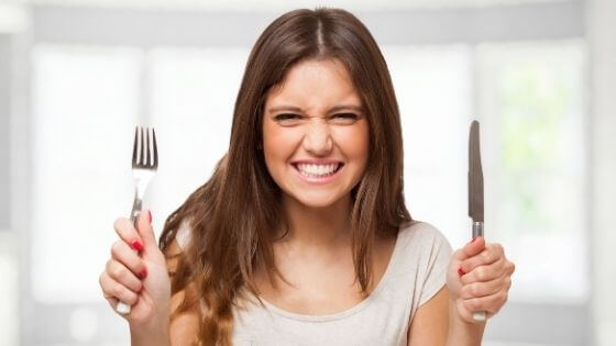 how to get rid of hunger to lose weight