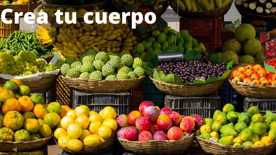 Fruits, one of the foods that cannot be missing from our diet
