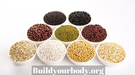 legumes for skin