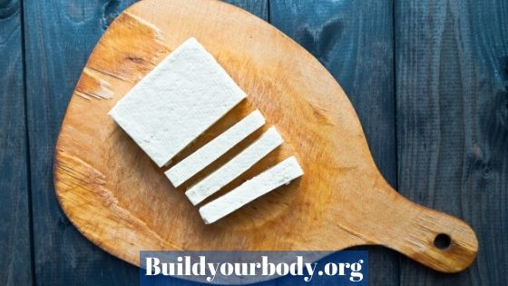 tofu protein helps regenerate our skin cells