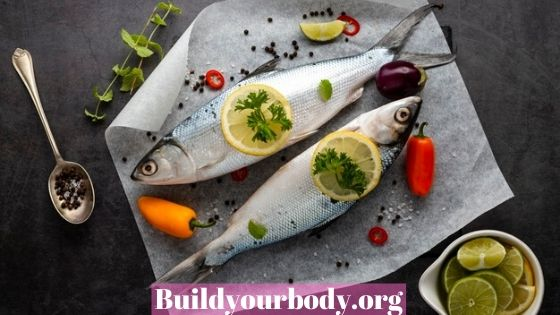 Fish is a great food to take care of your heart