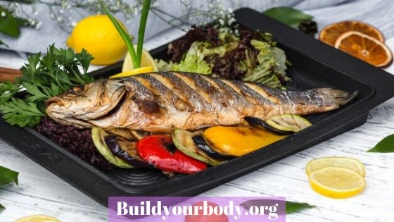 Include fish in your diet