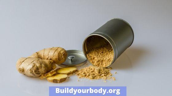 Ginger improves blood circulation
