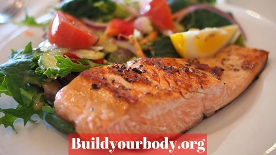 Fish helps prevent cancer