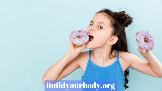 we have to control the consumption of sweets in children