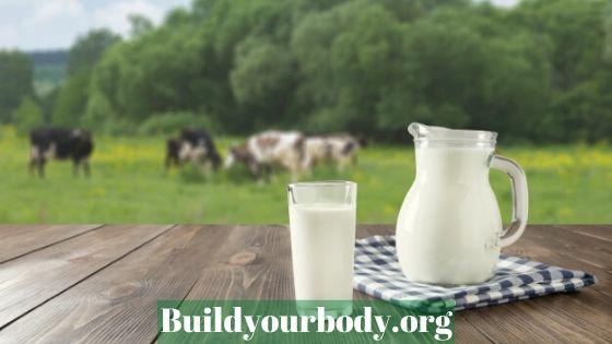 skimmed milk for our skin
