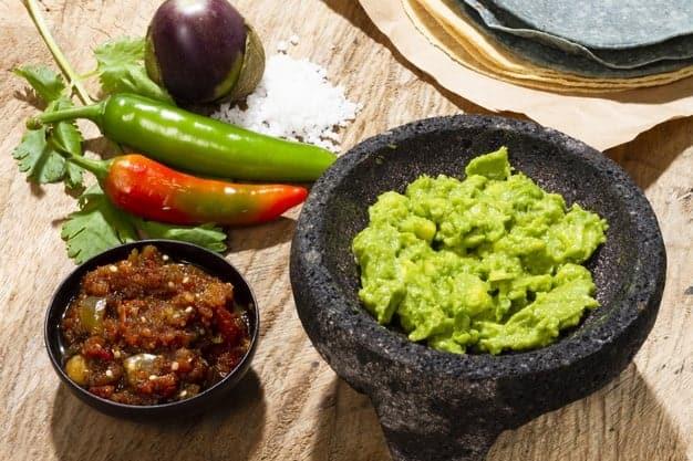 Guacamole, a delicious way to eat avocado