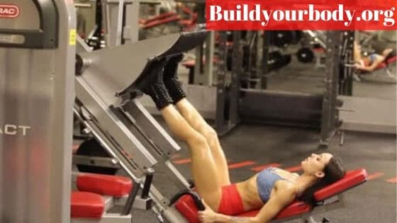 leg press for hips and glutes