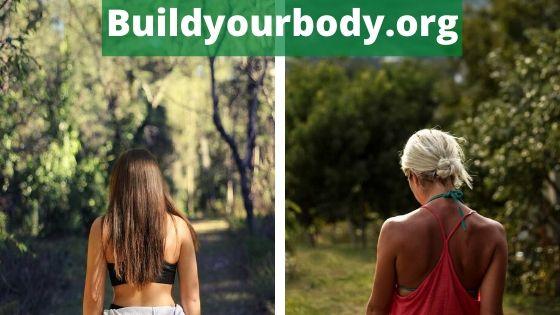 eliminate back fat