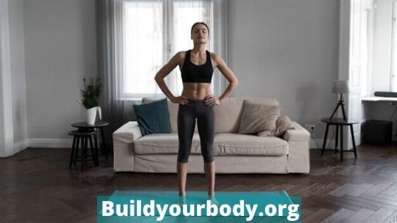 How to be in shape at home without equipment