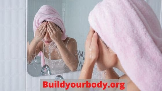 Washing your face is not enough for oily skin