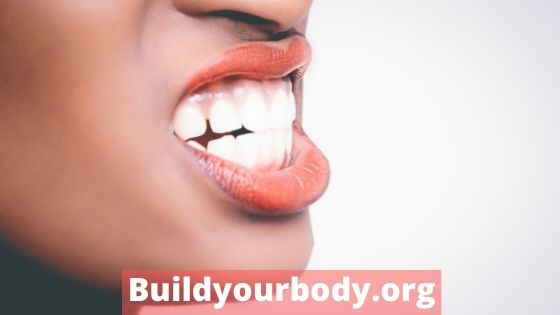 Tooth whitening with hydrogen peroxide