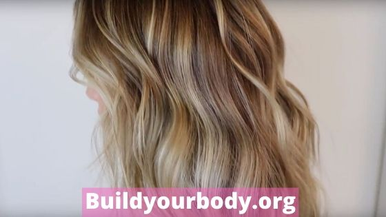 Balayage in your hair