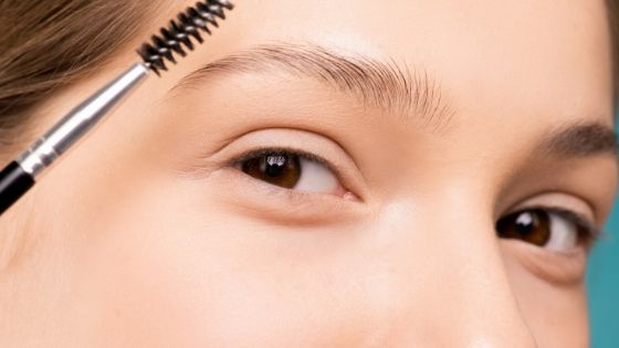 How to fill in eyebrows for beginners