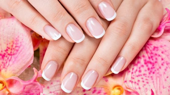 How can I make my natural nails look nice?