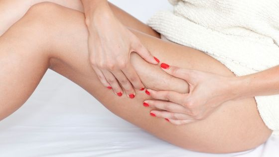 how to eliminate cellulite on legs