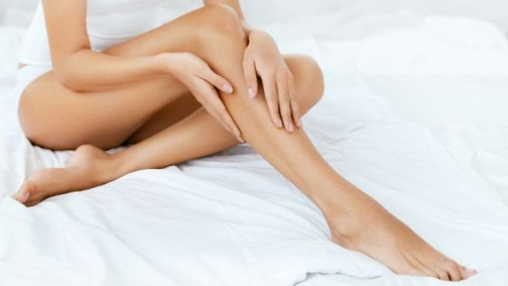 how to get skinny legs fast