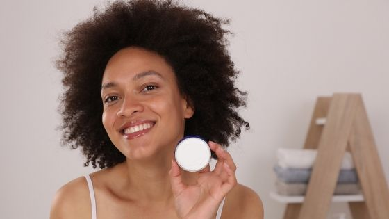 How can I treat my sensitive skin at home?