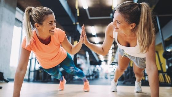If you exercise you will feel better