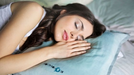 how to burn fat while sleeping