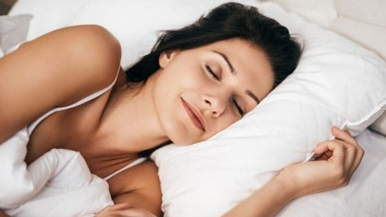 What can I take to burn fat while sleeping?