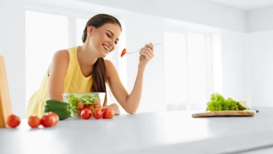 Foods to gain weight in a week