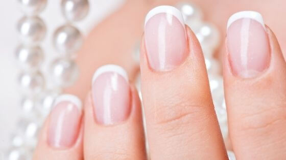 What are the different manicure types?