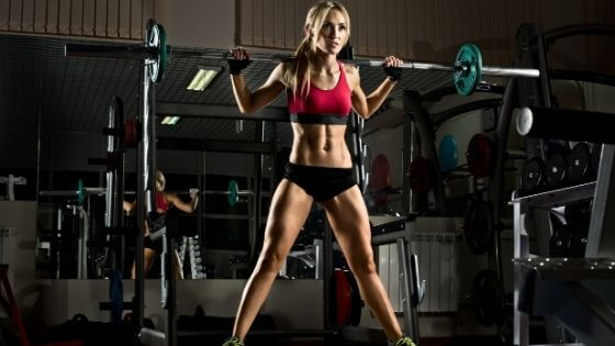 How to exercise to gain muscle mass woman