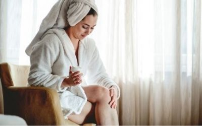 10 Tips to get rid of dry skin on legs overnight that work!