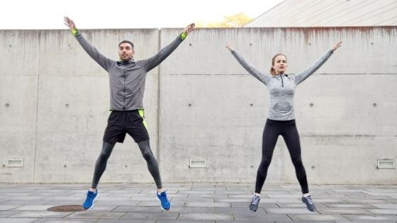 Jumping Jacks, the exercise you need to do!