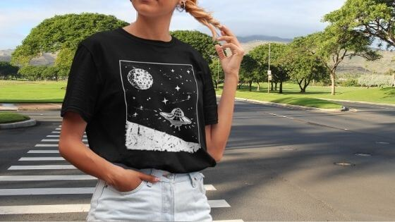 aesthetic Space style
