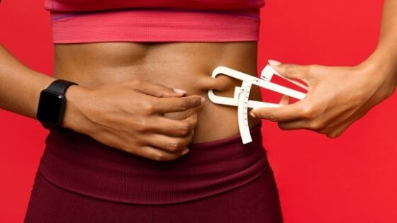 Tips to reduce body fat percentage