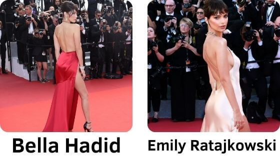 celebrities with sexy back