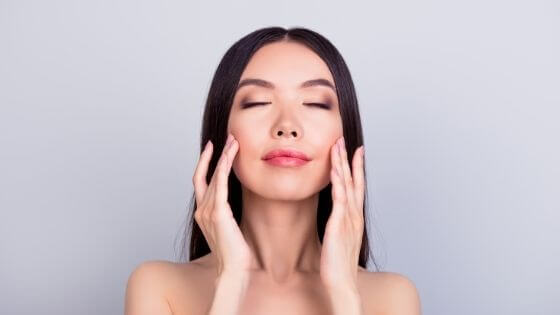 Treatments to reduce rounded cheeks