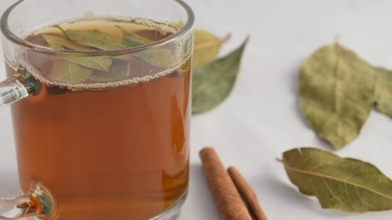 Bay Leaf and Cinnamon Tea the Magic Combination