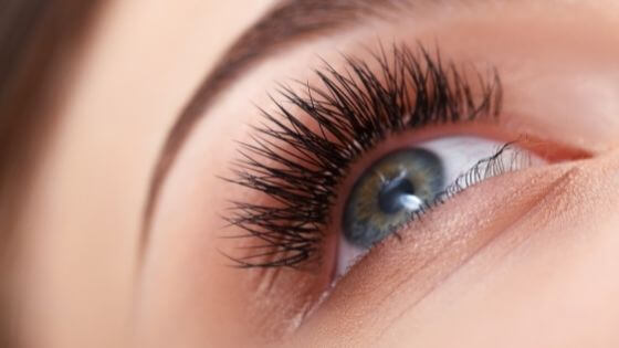 Can eyelash extensions affect your natural lash?