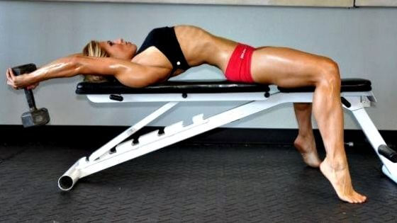 pullover chest exercise
