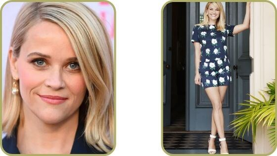 Reese Witherspoon beautiful sexy legs