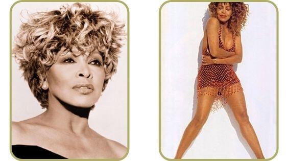 Tina Turner's sexy legs