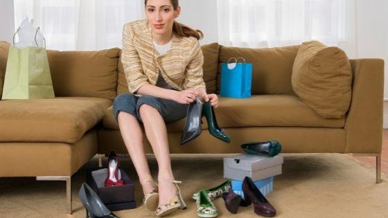 How should a shoe fit?