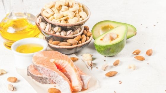 Healthy fats you need to eat
